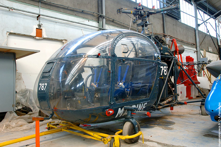 Agrandir Alouette II