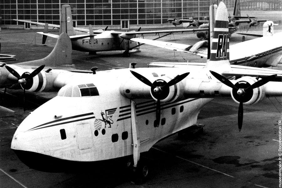 Short S.25 Sandringham Mk7 Bermuda F-OBIP