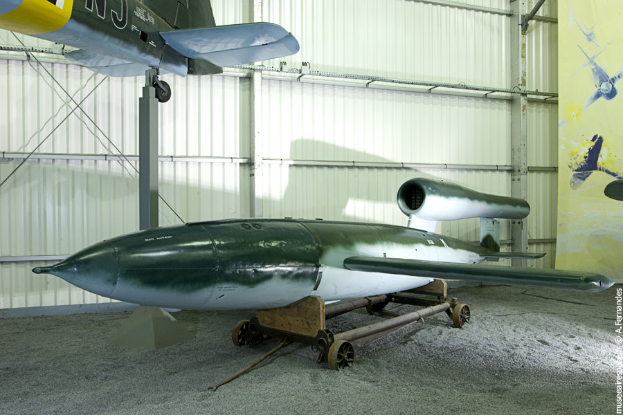 Bombe Fieseler V1