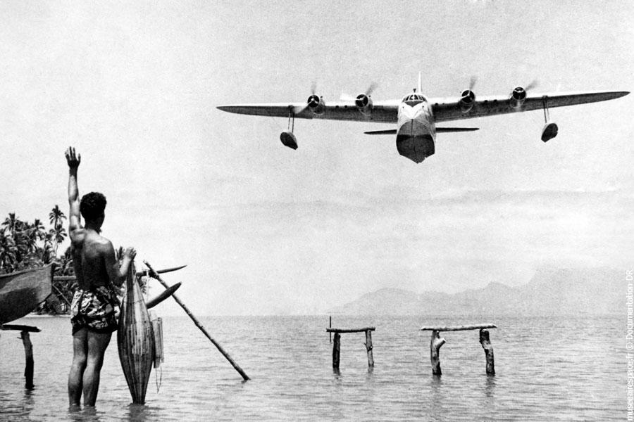 Avion Short S.25 Sandringham Mk7 Bermuda F-OBIP