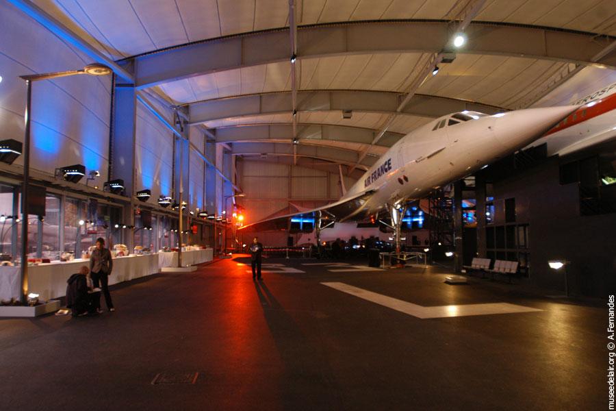 Hall Concorde