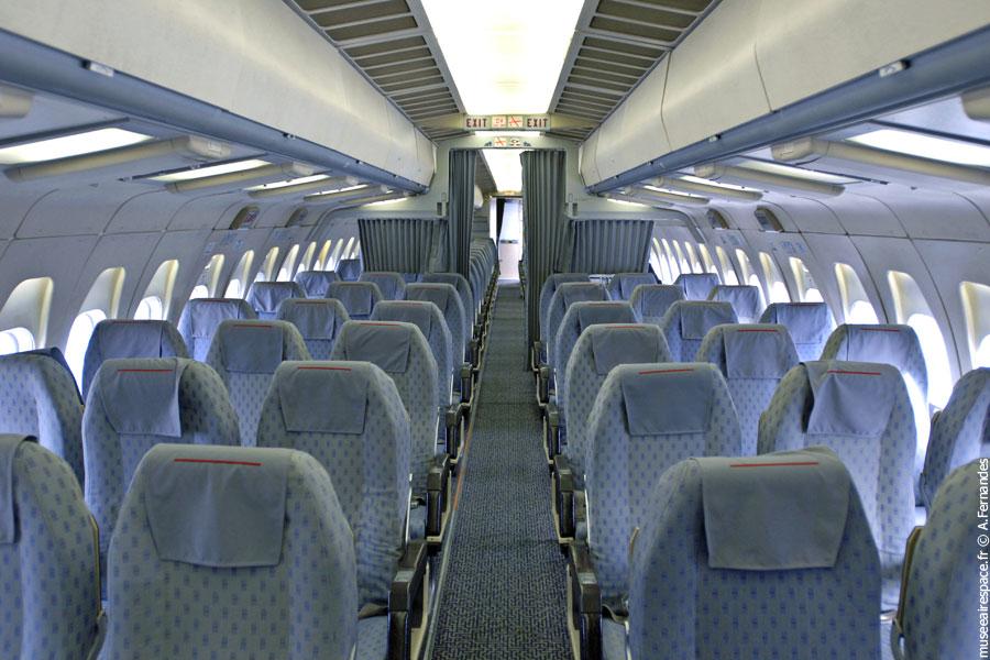 Avion Dassault Mercure