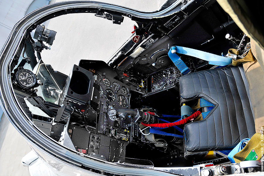 Agrandir Cockpit du Super Etendard