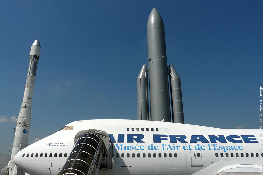 Ariane 1 et 5