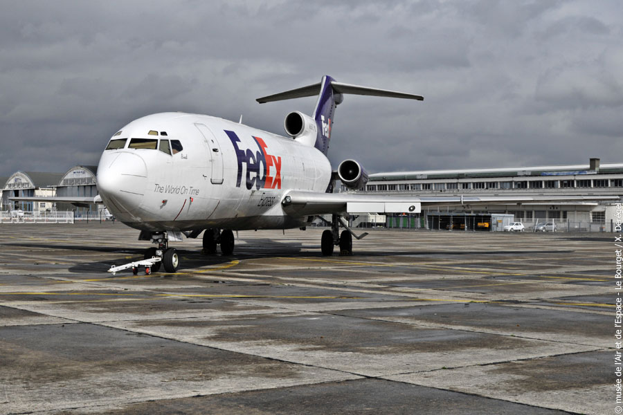 Boeing 727 Fedex