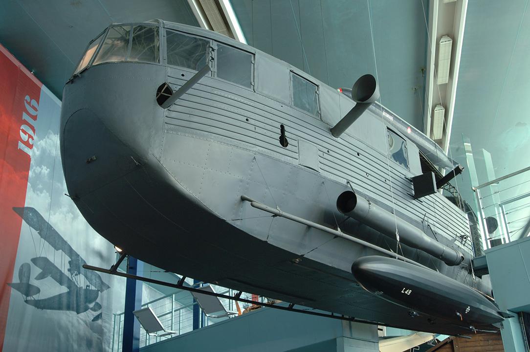 Nacelle de Zeppelin