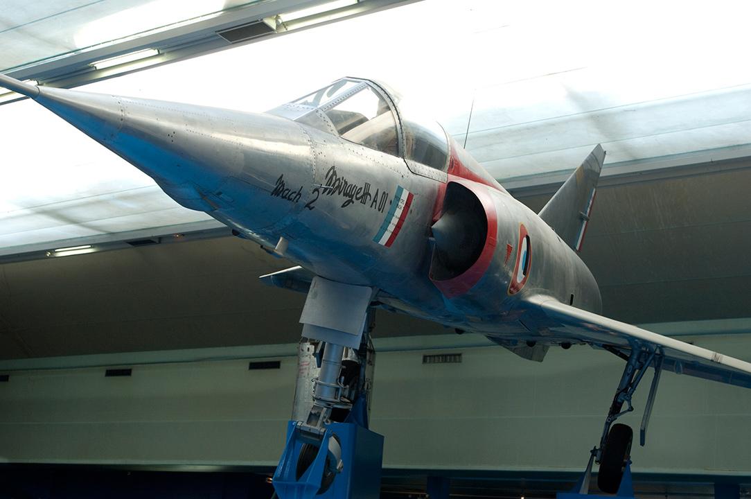 Mirage III A 01