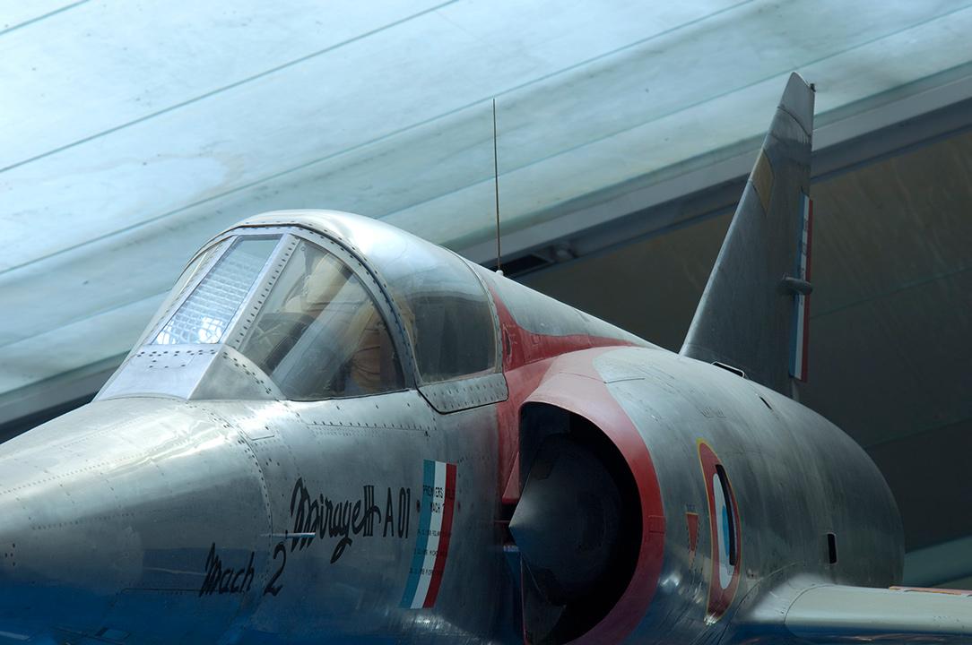 Agrandir Mirage III A 01