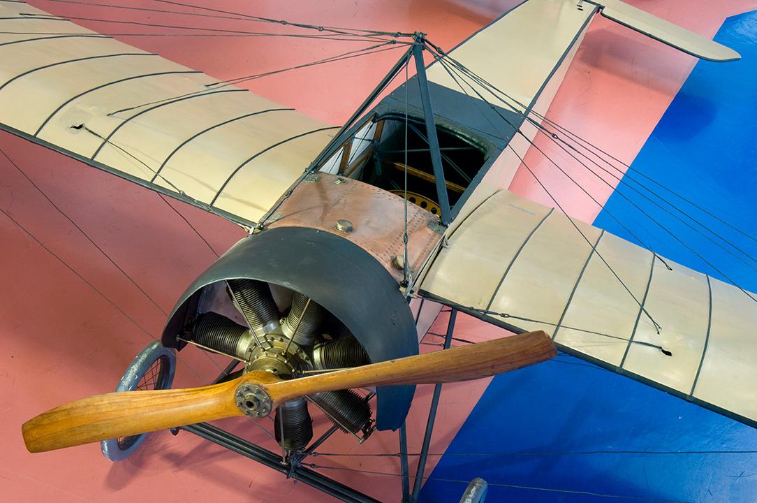 Morane Saulnier Type H
