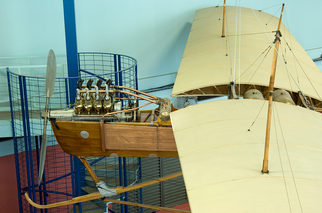 Agrandir Avion Levavasseur Antoinette
