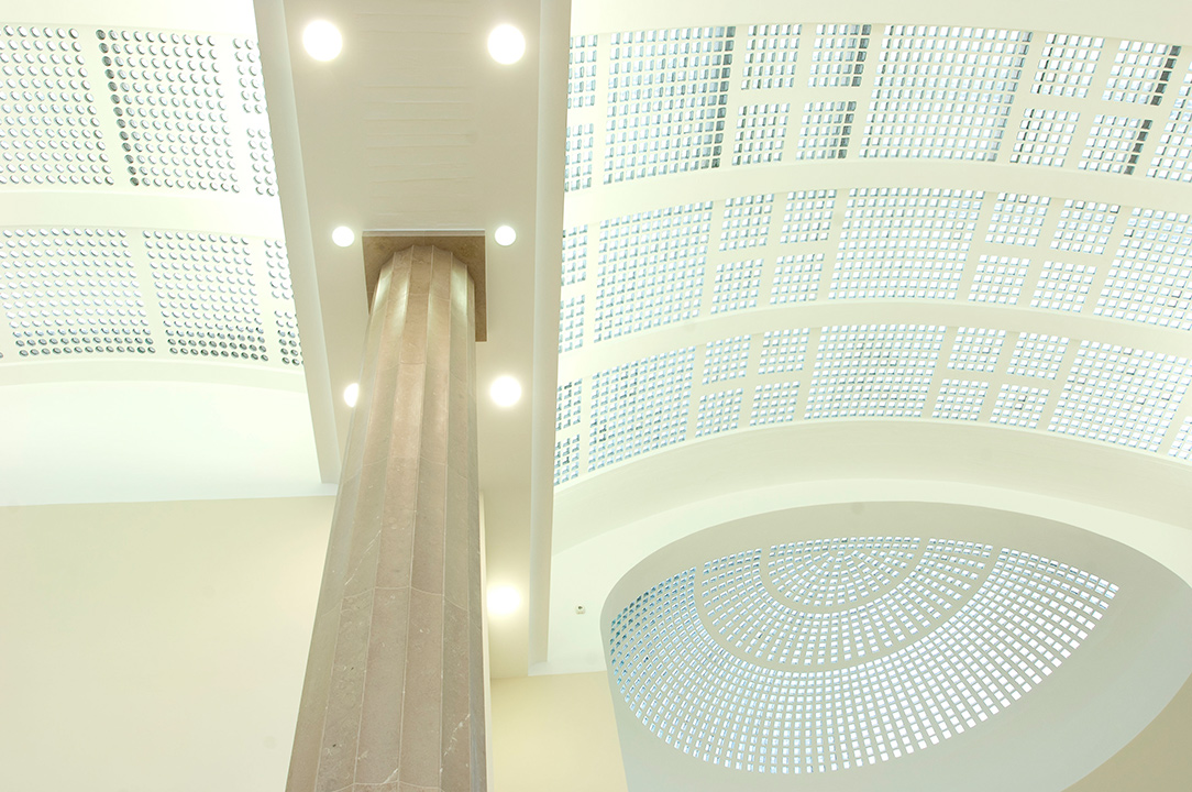 Agrandir Salle des huit colonnes