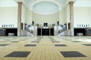 Salle des huit colonnes