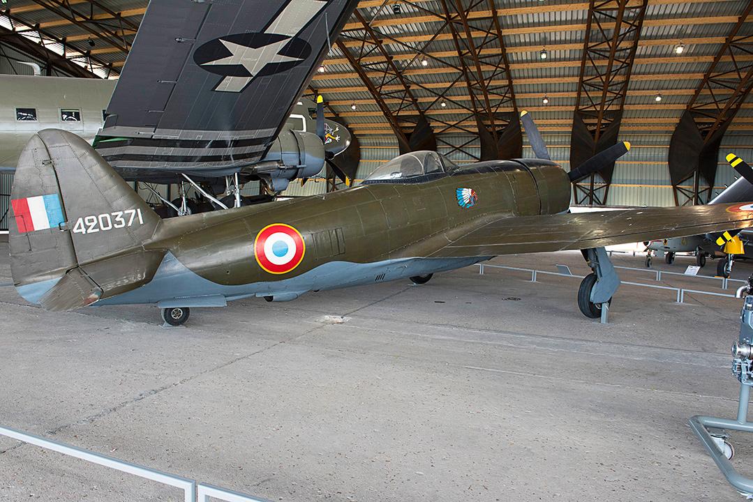Agrandir Thunderbolt P-47