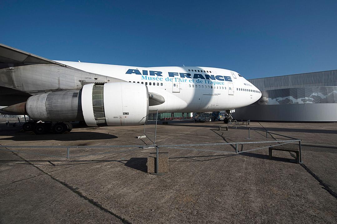 Agrandir Boeing 747