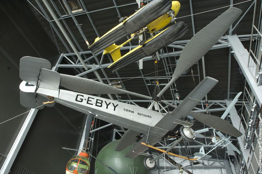Agrandir La Cierva C.8L-II