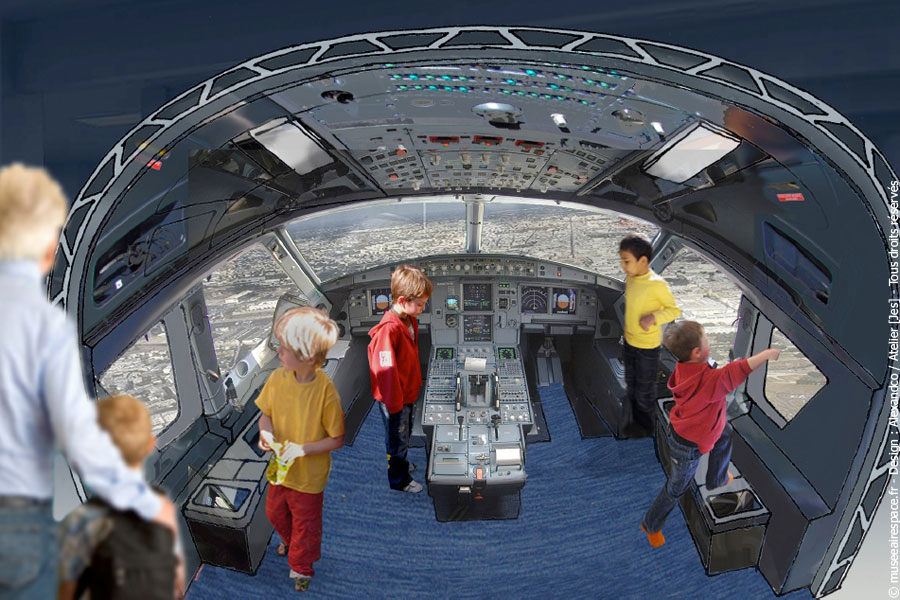 Agrandir Airbus - Planète Pilote