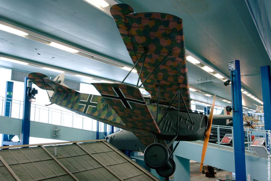 Agrandir Fokker D.VII
