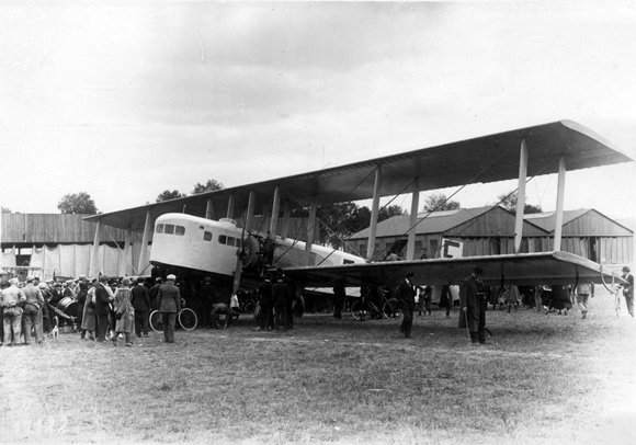 Farman F60 Goliath