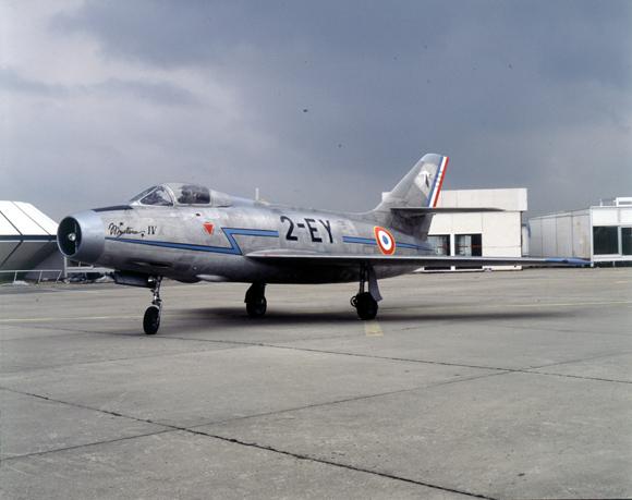 Dassault Mystère IV