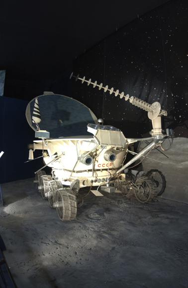véhicule lunaire Lunakhod