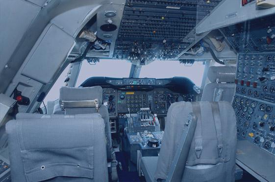 Boeing 747 : visite intégrale
