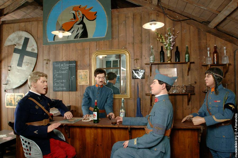 Agrandir Bar de l'escadrille