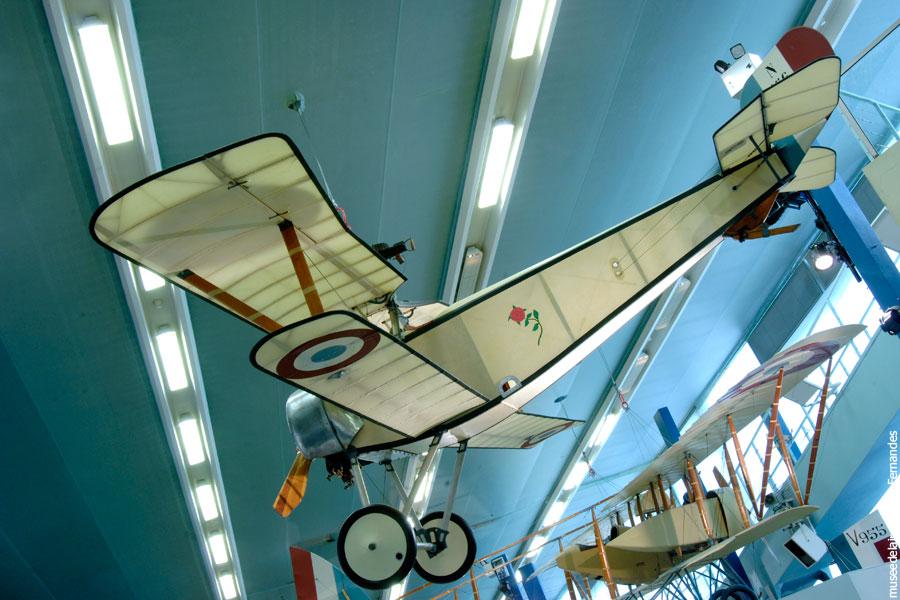 Nieuport 11 « Bébé »