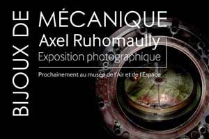 Exposition Bijoux de mécanique