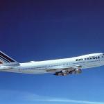 Boeing 747 en vol
