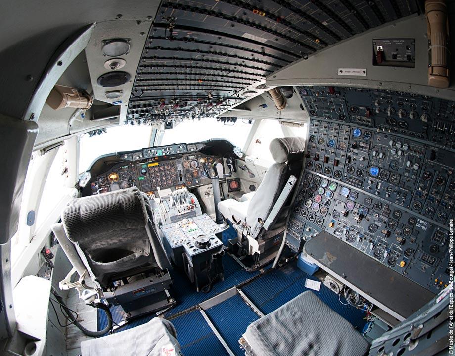 Agrandir Cockpit