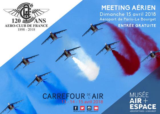 Carrefour de l'Air et meeting aérien