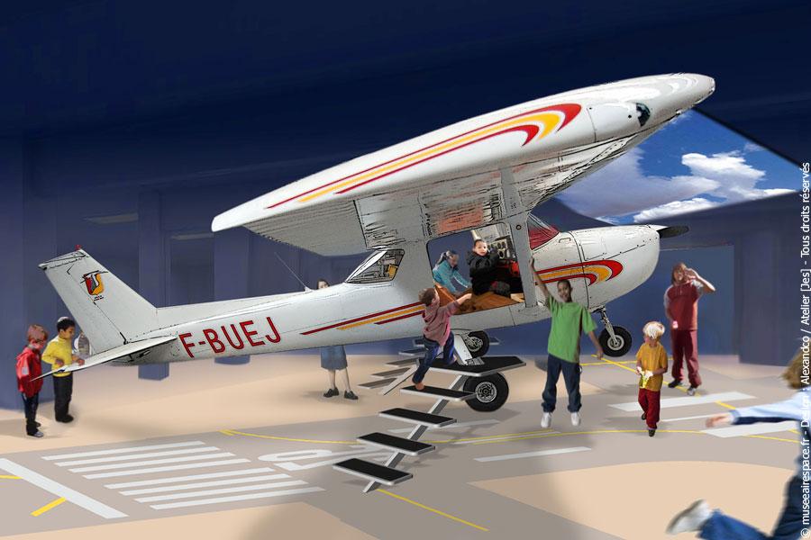 Agrandir Cessna - Planète Pilote