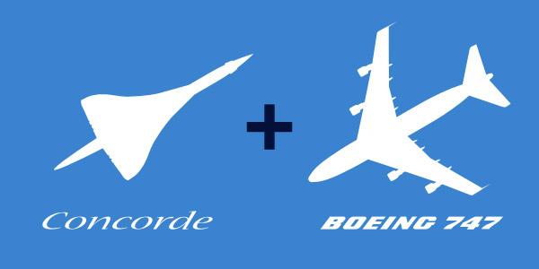 Visites Concorde et Boeing 747