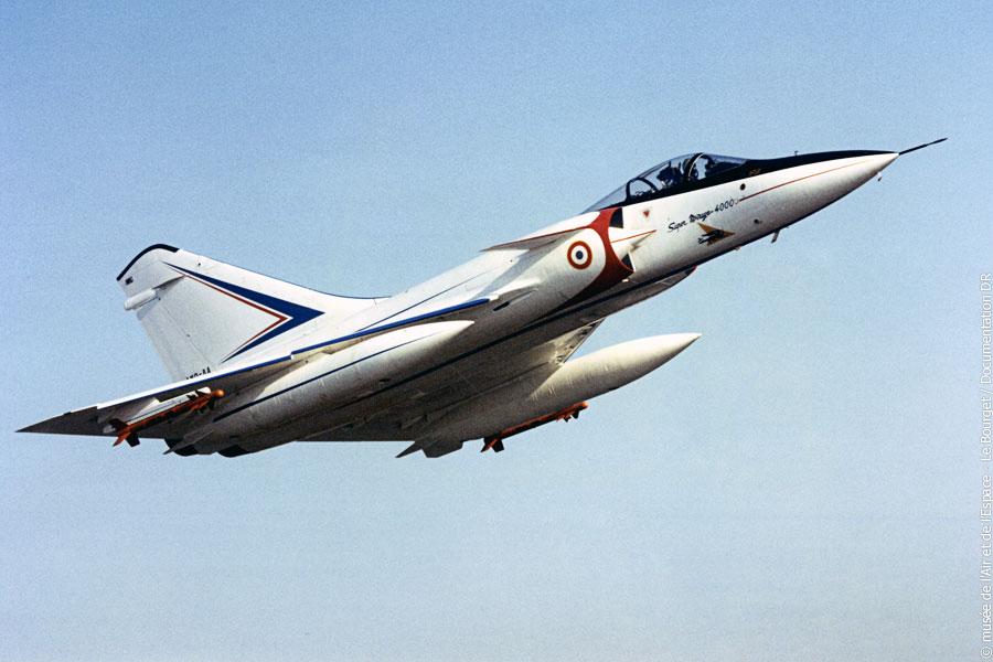 Agrandir Super Mirage 4000