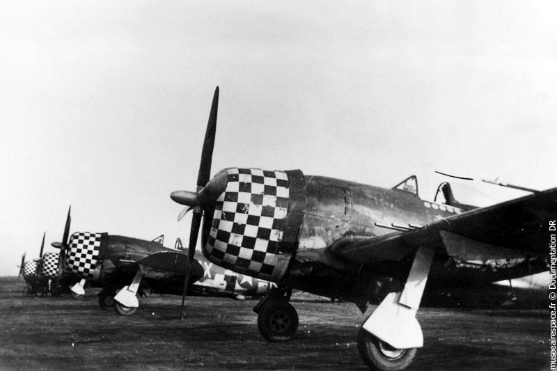 Agrandir Republic P47 Thunderbolt