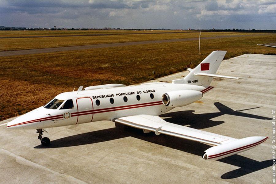 d7-aerospatiale-sn-601-corvette-100-31f-gjap-airbus