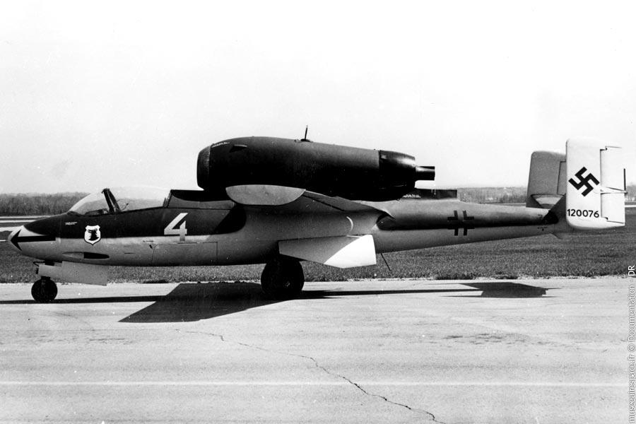 Heinkel HE162