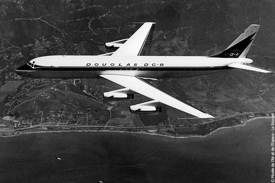 Douglas DC-8 UAT