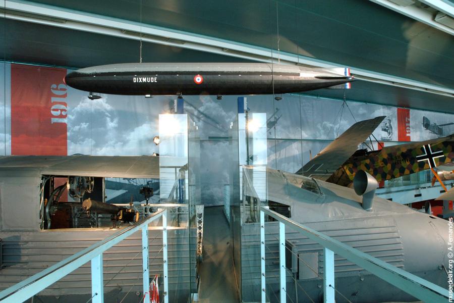 Agrandir Nacelle de Zeppelin
