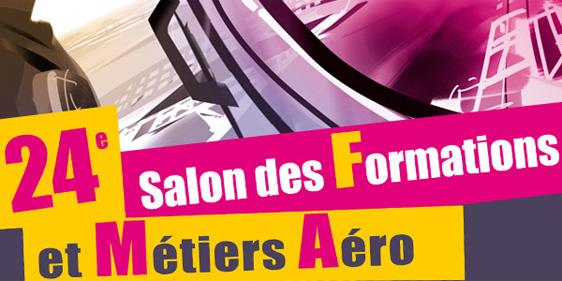 24eme Salon des Formations Aéronautiques