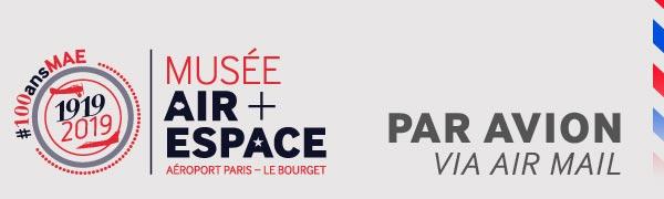 Accéder au site officiel du musée de l'Air et de l'Espace