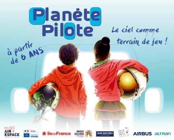 Inauguration Planète Pilote