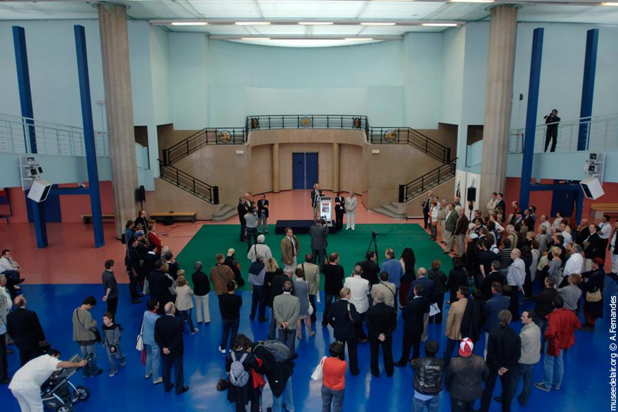 Agrandir Inauguration en 2009
