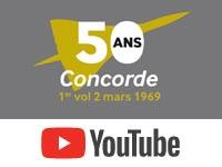 Témoignages 50 ans Concorde