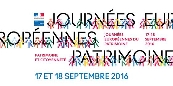 En savoir plus sur les Journées européennes du patrimoine 2016