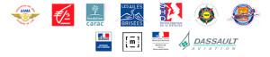"""Logos partenaires expositions """"Verdun"""""""
