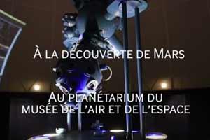 A la découverte de Mars