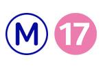 Métro Ligne 17