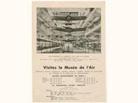 La saga du centenaire : le musée à Paris !