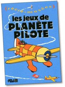 jeux planète pilote
